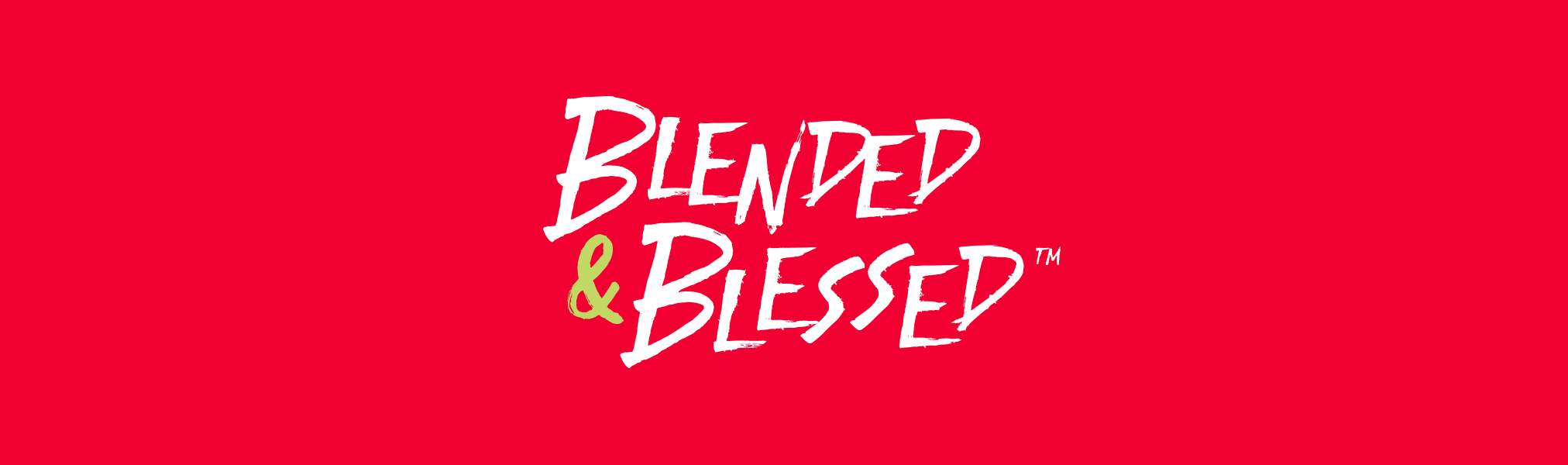 Blended and Blessed Logo