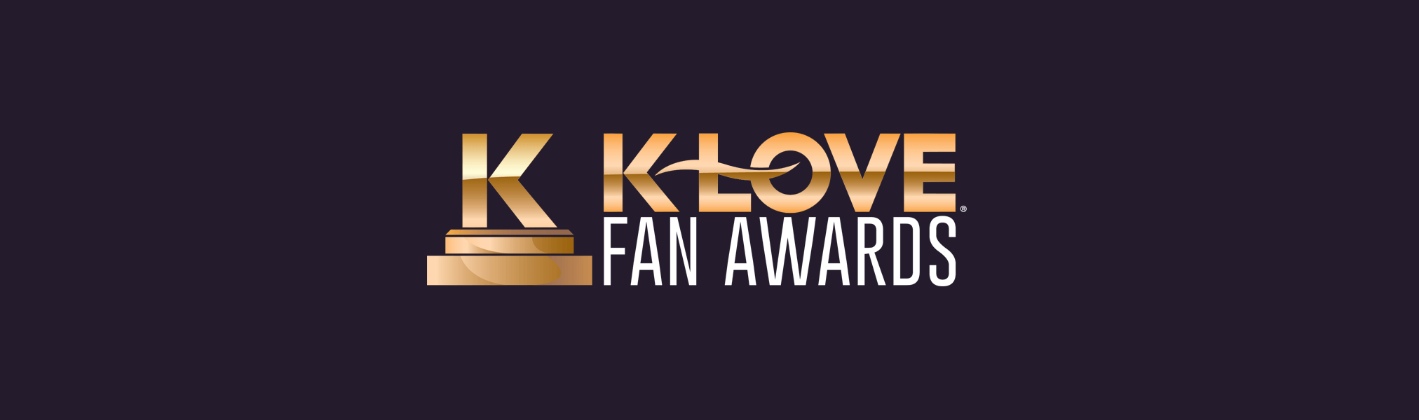 K-LOVE Fan Awards Logo